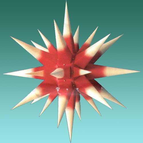 herrnhuter sterne herrnhuter stern i7 rot spitze gelb 70 cm geschenkestube seiffen. Black Bedroom Furniture Sets. Home Design Ideas