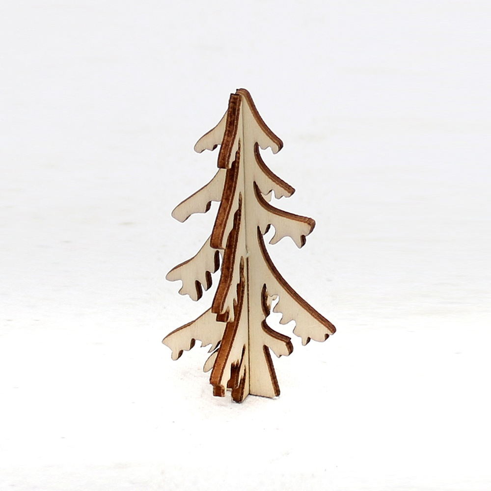 Holz Tannenbaum Groß.Holz Tannenbaum Groß